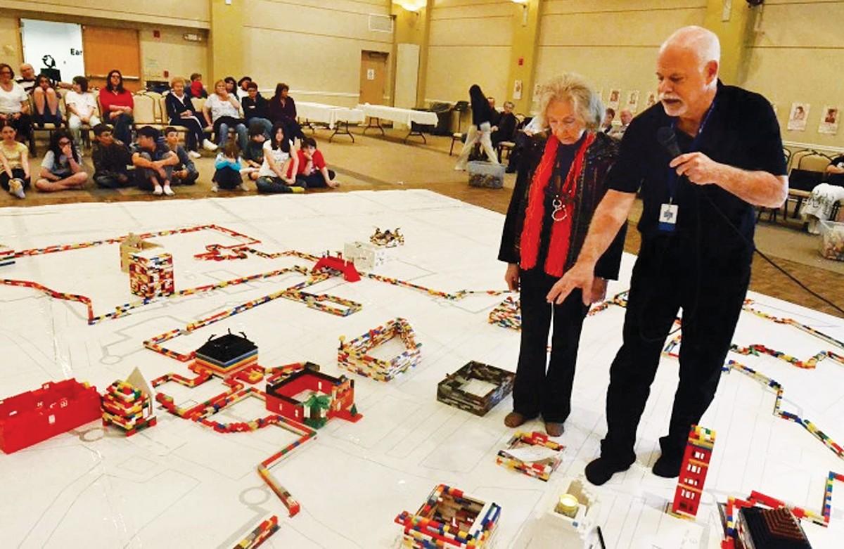Help rebuild Jerusalem Lego-by-Lego at Glazer JCC | Jewish ...